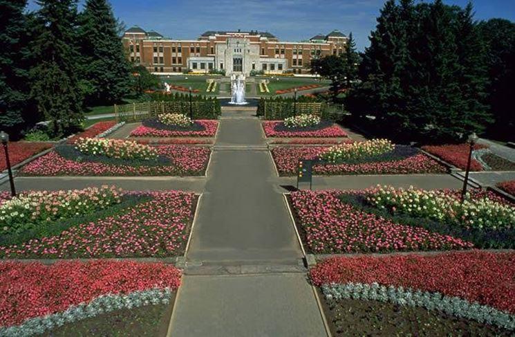 Botanischen Gärten weltweit