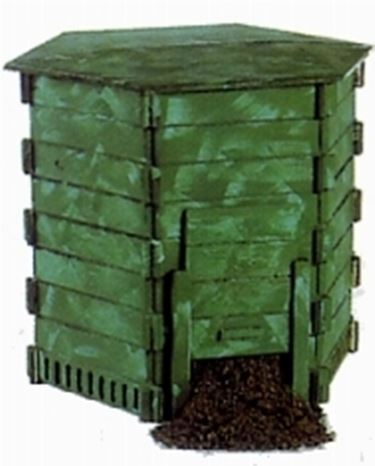 Die Kompostierung