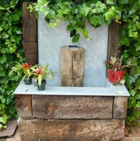 gartenbrunnen gartenbrunnen. Black Bedroom Furniture Sets. Home Design Ideas