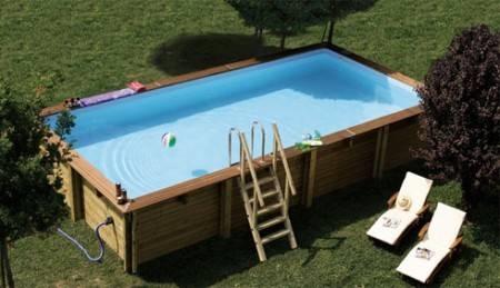 Schwimmbad gartenpool for Pool stahlbecken